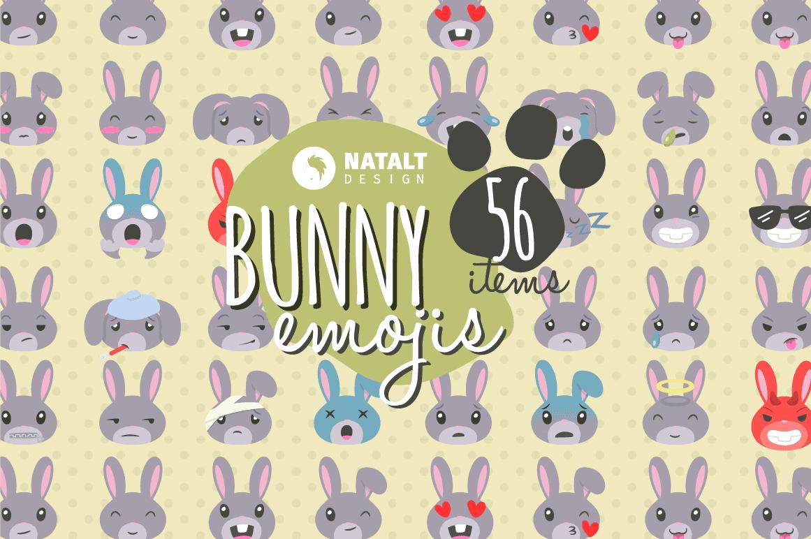 Bunny rabbit emoji