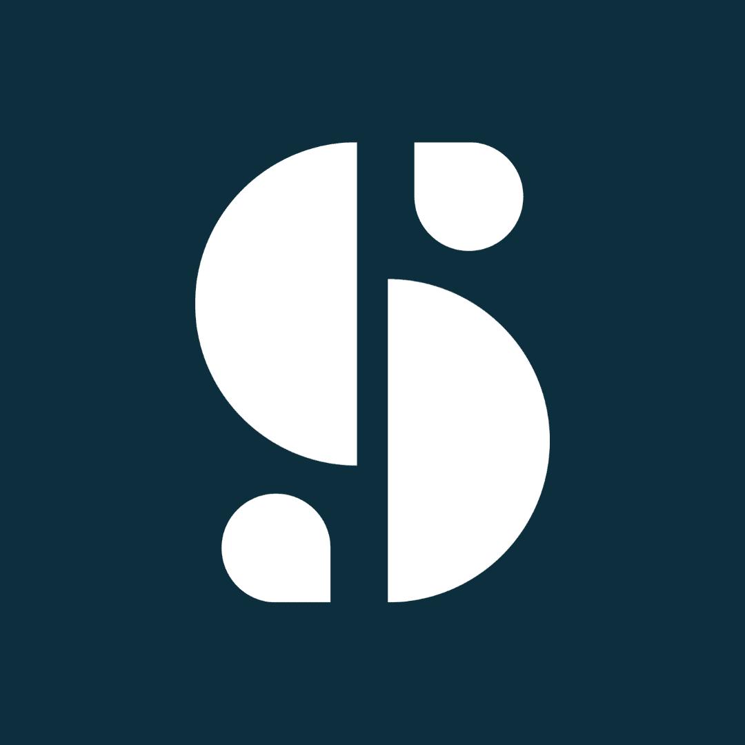 Seep logo on navy